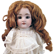 Kestner 154 German Bisque Doll 15 inch