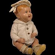 10 inch Parsons Jackson Biskoline Baby Doll c.1913-14