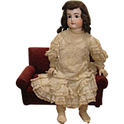 All Original 30 inch Early Closed Mouth  model 103 Kestner Child Doll