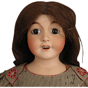 26 inch French Bisque Favorite No. 8 AL and Cie Limoge Ed Tasson Doll