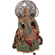 Early 1900s Queen Elizabeth Art Doll