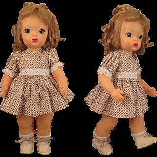16 inch 1950-1961 HP Terri Lee Doll Plus Clothes