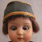 6 inch Heubach Koppelsdorf 250 Boy with Original Costume
