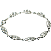 Super Pretty Rhinestone Bracelet