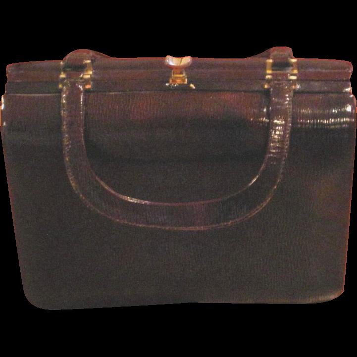 Vintage Leather Purse 5