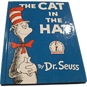 Vintage Dr. Seuss The Cat in the Hat