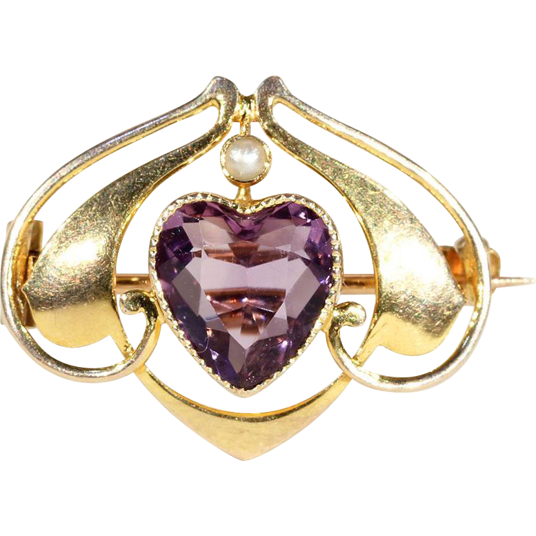 Antique Heart Shaped Amethyst And Pearl Murrle, Bennett. Ashes Lockets. Gold Diamond Wedding Band. Black Bead Bangles. Bangles. Conflict Free Engagement Rings. Rose Gold Diamond Eternity Band. Baller Chains. One Carat Wedding Rings
