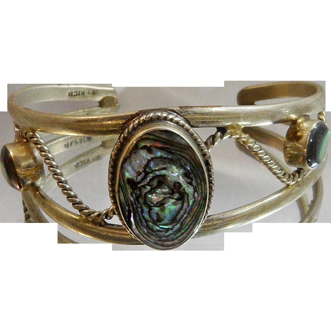 Vintage Mexican Bracelet 32