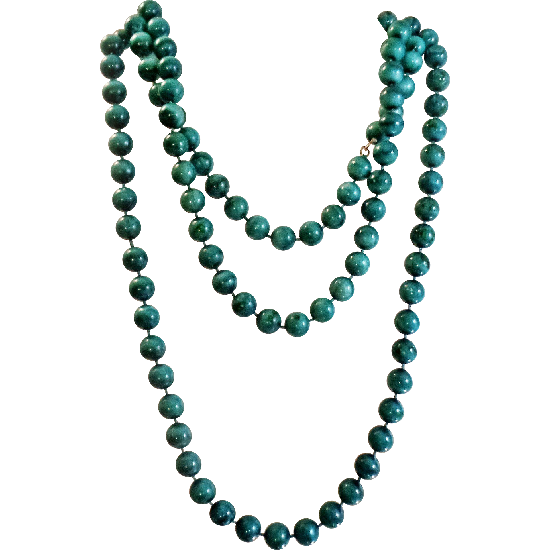 linkable crystal green gold sea products and adler a necklace