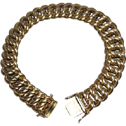 8K .333 Gold Friedrich Binder FBM Germany Bracelet