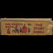 c1905 Children's The Rabbit Book Stump Book London