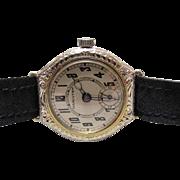 14K Gold Hamilton Art Deco Era Women's Watch