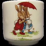 NEW Royal Doulton Bunnykins Egg Cup