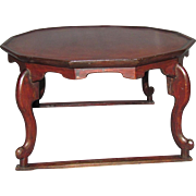 Late Qing Republic Period Chinese Huang Huali Table