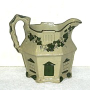 Drabware Cottage Jug c. 1820