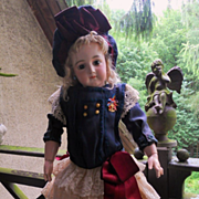 ~~~ Gorgeous Three Piece French Bebe Costume ~~~