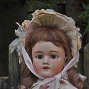 ~~~Large German Bisque Child by Heinrich Handwerk ~~~