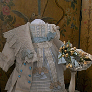 ~~~ Most Beautiful French Bebe Three Piece Costume ~~~