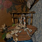 ~~~ Pretty French Poupee Easter Basket ~~~