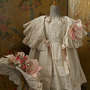 ~~~ Marvelous 4 Piece French Bebe Couture Outfit ~~~