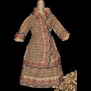 ~~~ Pretty Early Poupee Cotton Gown ~~~