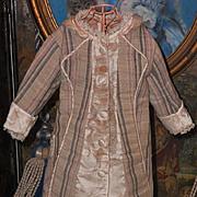 ~~~ Original Antique French Bebe Costume needs Restoring ~~~
