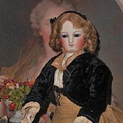 ~~~ Rare Articulated Parisienne Doll by Julien Ernest Pannier ~~~