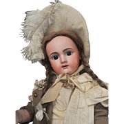 ~~~Pretty Antique French Bisque Bebe by Jullien , Paris 1890 ~~~