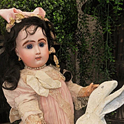 ~~~ Especially Beautiful Antique Jullien Bisque Bebe ~~~