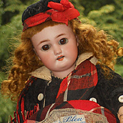 "~~~ Factory Original Bebe form "" Au Nain Bleu "" Doll-Shop ~~~"