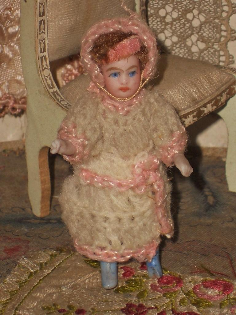 ~~~ Sweet Factory Original Tiny Bisque Mignonette ~~~