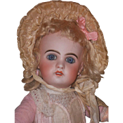 ~~~ Lovely French Bisque Bebe Jumeau size 5 ~~~