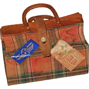 ~~~ Outstanding French Poupee Travel Bag ~~~