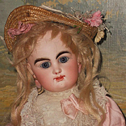 "~~~ Beautiful 11"" French Bisque Bebe by Rabery et Delphieu ~~~"