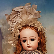 ~~~ French Bisque Bebe by Gaultier in Superb Costume ~~~