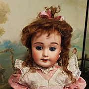"""~~~ Cute Happy Face French Bebe """" Cherie """" by Limoges ~~~"""