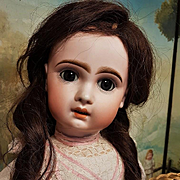 ~~~ Lovely French Bisque Bebe Jumeau with Sleep Eyes ~~~