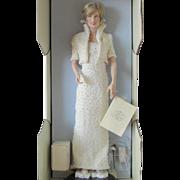 Franklin Mint Princess Diana Doll in Elvis Dress with Tiara and Accessories – NIB