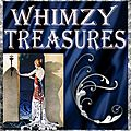 Whimzy Treasures logo
