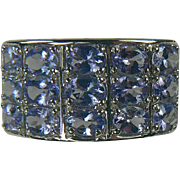 14k Natural Tanzanite Ring-14k-Size 7.