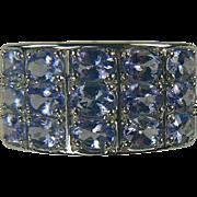 14k Natural Tanzanite Ring-14k-Size 7.