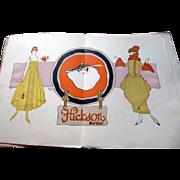 RARE 1915 De Luxe Portfolio of PARIS Styles Limited Edition Conde Nast Bon Ton Edwardian