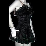 Vintage 1940s 1950s HOLLYWOOD MOVIE Dance Costume