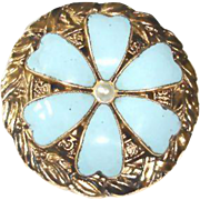 Vintage Freirich Signed Brooch Pin