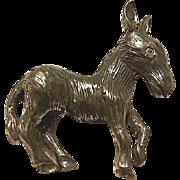 Vintage Hobe Donkey Pin - HOBE Vintage Jewelry