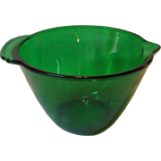 Deep Green Early Batter Bowl
