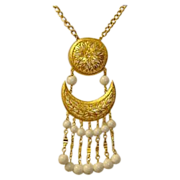 Vendome MOD Necklace - Vintage VENDOME Estate Jewelry