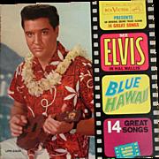 Blue Hawaii – Elvis Presley – Original Sound Track Album - Orthophonic RCA