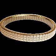 Expandable Cubic Zirconia  - CZ Bracelet