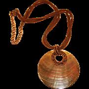 Vintage Cookie Lee Necklace
